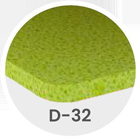Density D-32